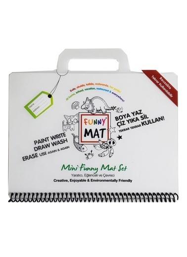 Akademi Çocuk Funny Mat Mini Set Travel Set Yeni Renkli